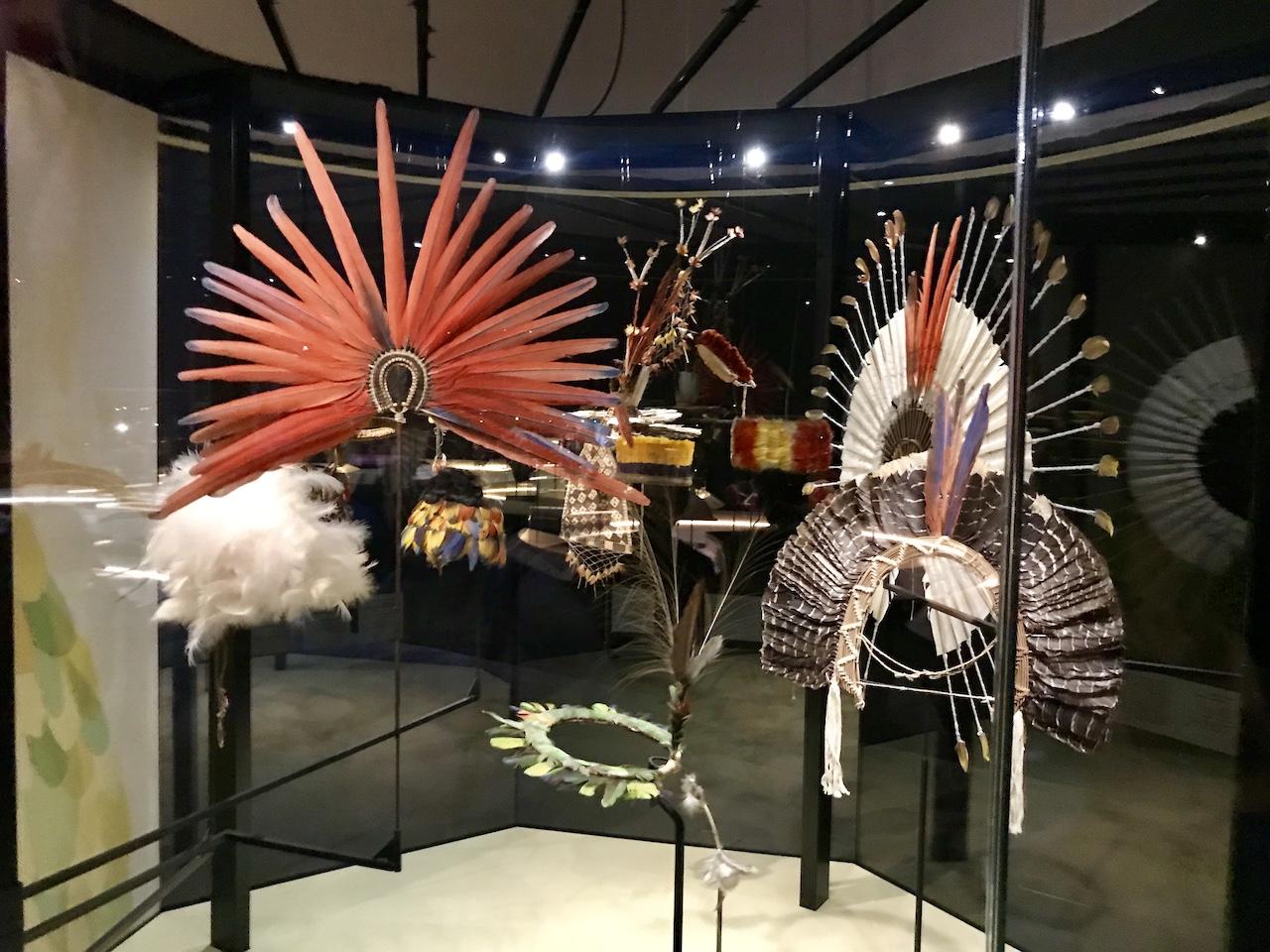 Costume Confluences Musée Vitrine Femme Des QrexoBdCW