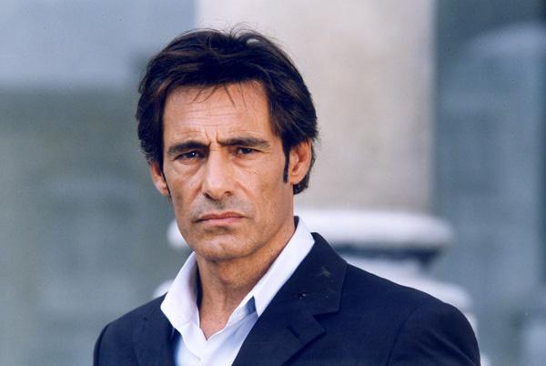 Gérard Lanvin, star dans l'Ain