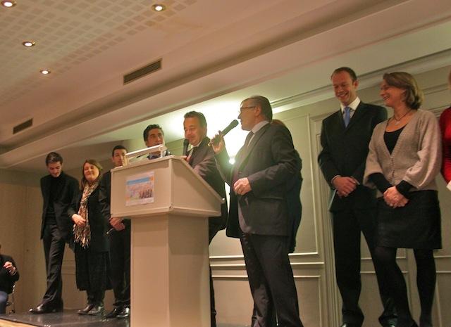 Cantonales 2011 : Lyon Divers Droite a officiellement lancé sa campagne