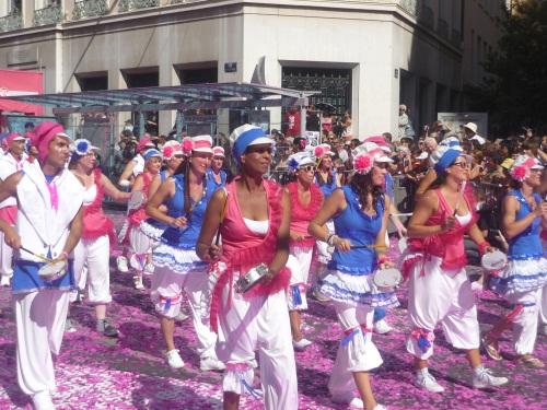 C'est jour de carnaval jeudi pour les enfants du 2e arrondissement de Lyon