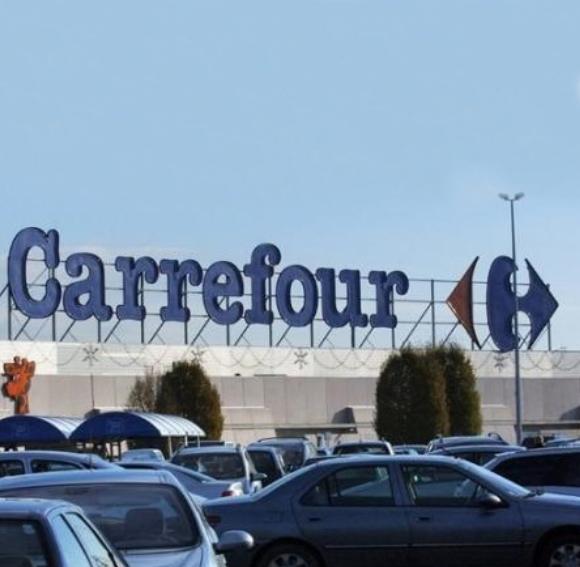 Carrefour condamné à une amende record