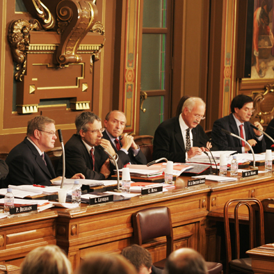 Budget 2009 : hausse des impôts et baisse des investissements