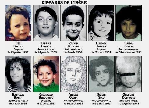 Ouverture d'une enquête administrative interne dans l'affaire des disparus de l'Isère