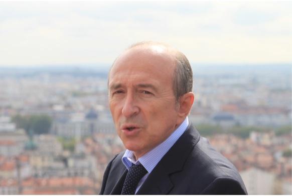 Gérard Collomb rend hommage au « provocateur » Georges Frêche