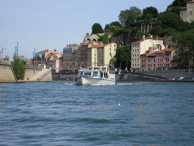 La Saône a tué à Lyon