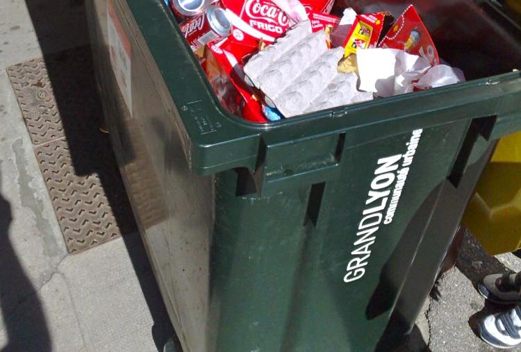 Moins de déchets dans l'agglomération