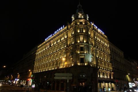 Légère baisse de la fréquentation hôtelière lyonnaise en juillet 2010