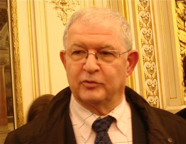 Cantonales : la réaction de Jacky Darne, secrétaire départemental du PS du Rhône - VIDEO