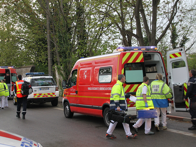 Lyon : explosion dans un camp de gens du voyage, quatre blessés graves