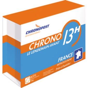 Un colis Chronoppost - LyonMag