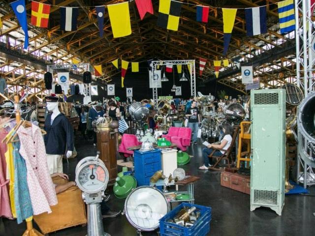 March de la mode vintage une dition 2015 riche en couleurs en musique et en cr ateurs - Salon de la mode vintage lyon ...