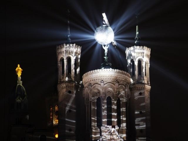 A Lyon, c'est parti pour un bon cru de la Fête des Lumières !