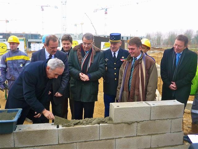 Sathonay-Camp va accueillir le futur pôle régional de Gendarmerie