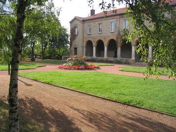 Lyon : inauguration du jardin de la Visitation réaménagé