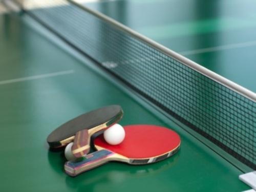 Villeurbanne se met au tennis de table ce week-end