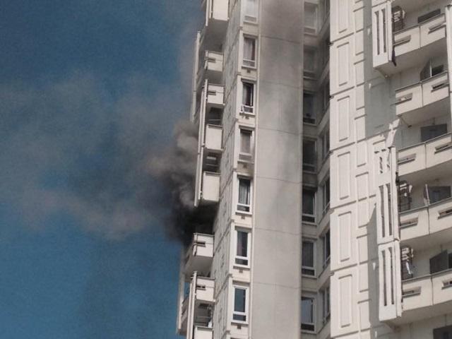 Lyon : un feu se déclare dans un immeuble habité par des travailleurs migrants