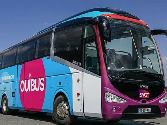 La sncf lance une ligne de bus low cost pour relier lyon - Bus grenoble lyon ...