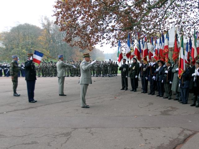 Lyon commémore ce lundi le 11 novembre au parc de la Tête d'Or