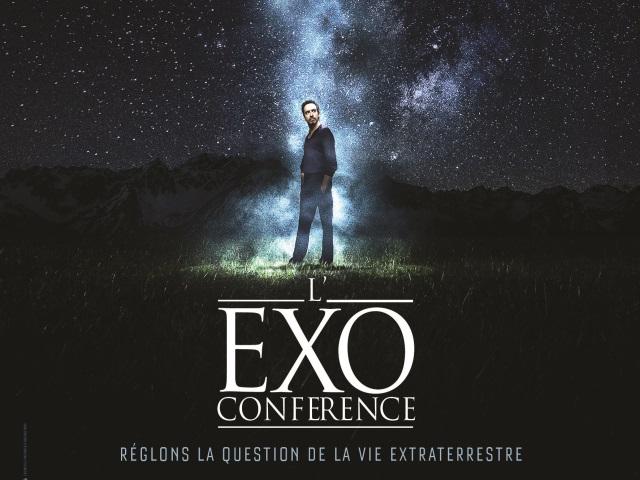 Trois nouvelles dates à Lyon pour l'Exoconférence d'Alexandre Astier