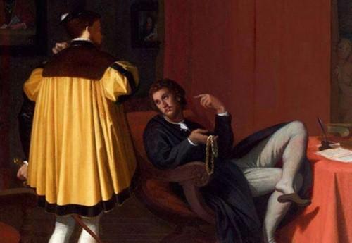 Pour Noël, le musée des Beaux-Arts de Lyon va pouvoir s'offrir un Ingres