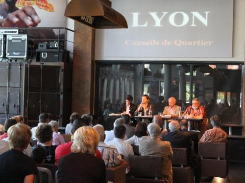 La ville de Lyon ausculte ses quartiers