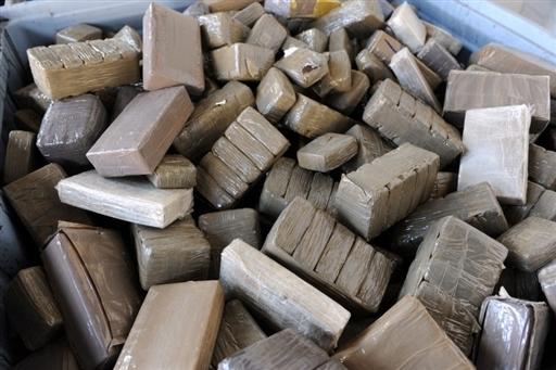 1,2 tonnes de résine de cannabis saisies dans la région