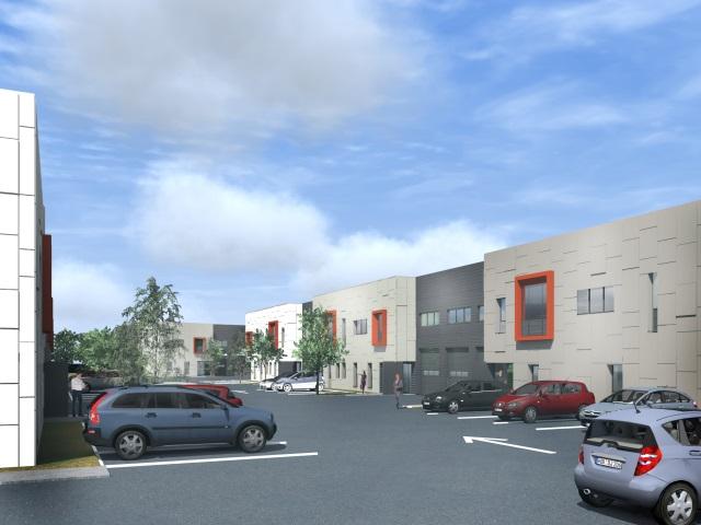 6ème Sens Immobilier va construire un parc d'activités à Dardilly