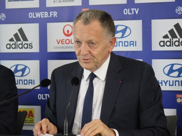 Jean-Michel Aulas réélu pour la quatrième fois à l'European Club Association