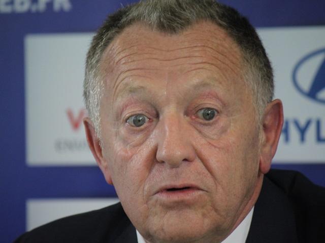 """Arbitrage OL-PSG : Aulas n'aime pas qu'on le prenne """"pour le bouffon de la soirée"""""""