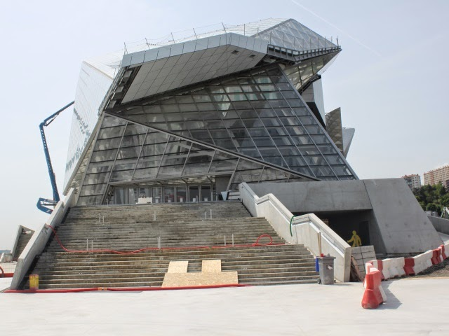 Musée des Confluences : les contribuables de Canol s'impatientent devant la lenteur du Département