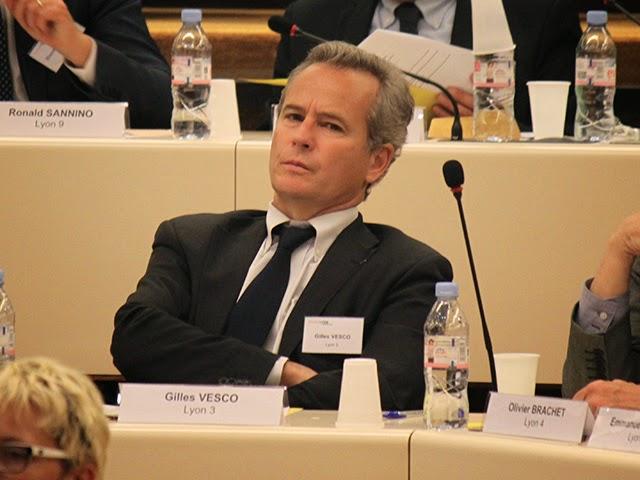 Métropole de Lyon : l'opposition tire à vue sur les indemnités de Gilles Vesco