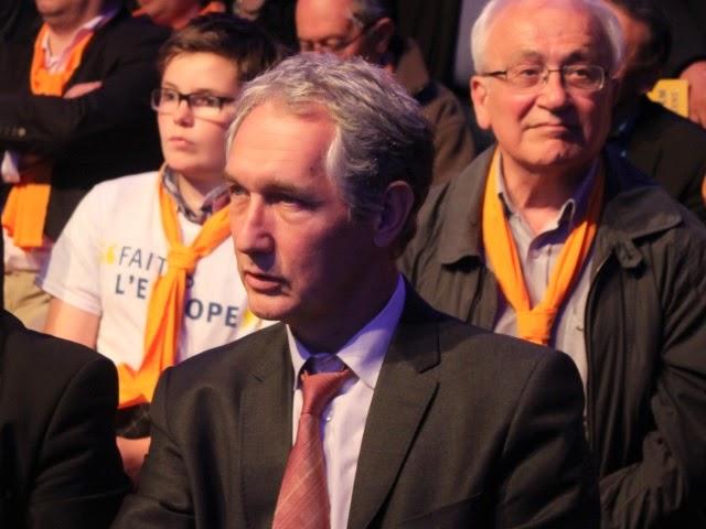 Bernard Fialaire élu président de l'UDI du Rhône