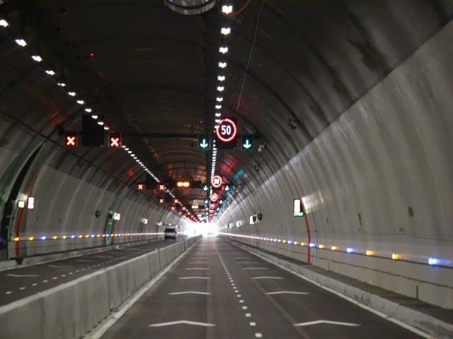 Le tunnel de la Croix-Rousse fermé en soirée jusqu'à mercredi
