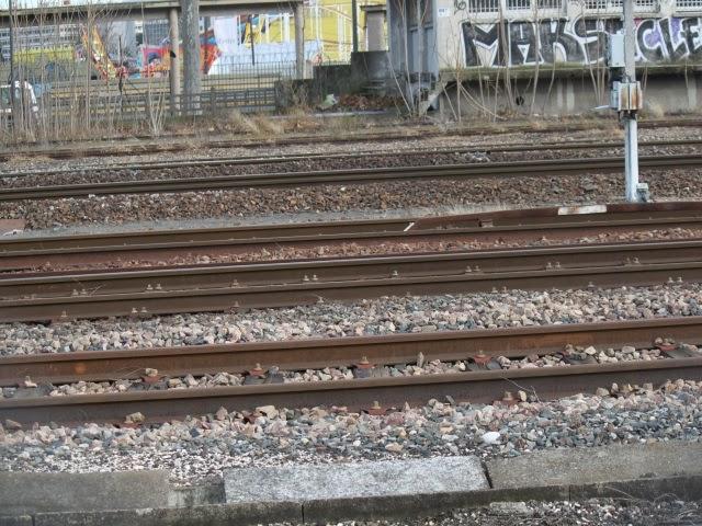 Feyzin : trois wagons déraillent en gare de Sibelin