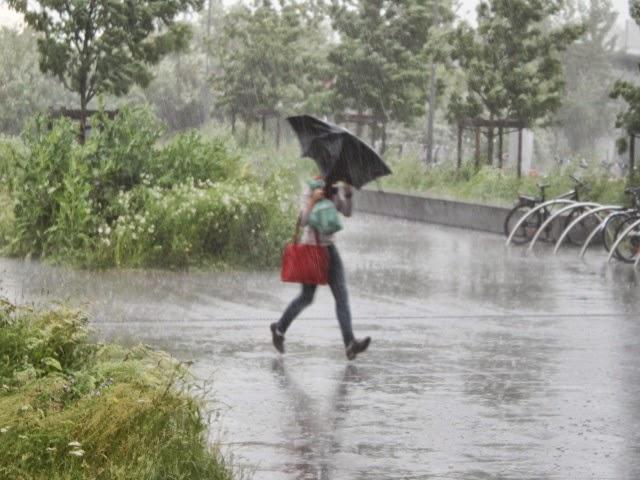 Pluie : des précipitations record ce mardi à Lyon