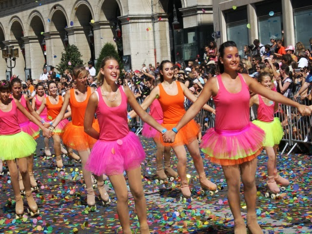 Défilé de la Biennale de la Danse : 4500 danseurs réunis pour une première à Gerland
