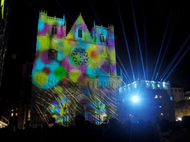 La Fête des Lumières maintenue à Lyon en 2016