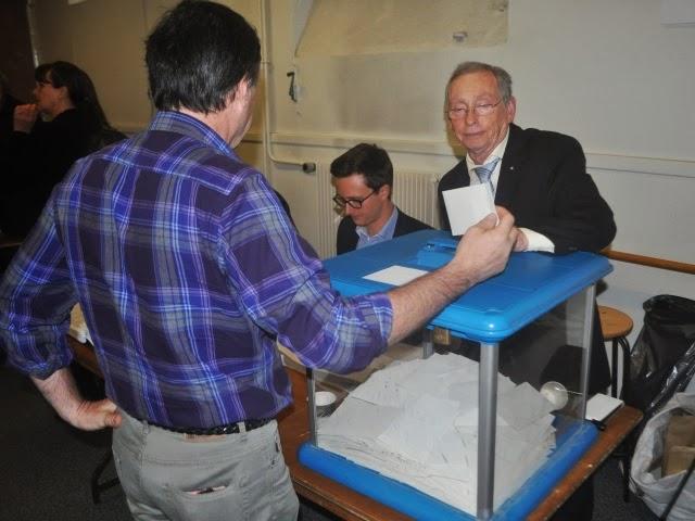 Régionales en Auvergne-Rhône-Alpes : les horaires des bureaux de vote