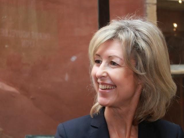 """Législatives : Laurence Balas (LR) déterminée à mener sa campagne """"jusqu'au bout"""""""
