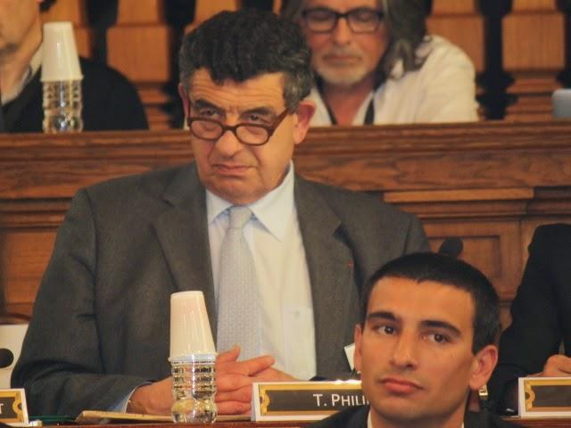Thierry Philip et la présidence du Sytral : la mise au point du maire du 3e