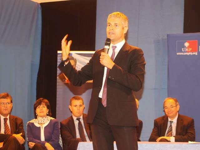 Elections régionales : les députés UMP du Rhône soutiennent tous Laurent Wauquiez
