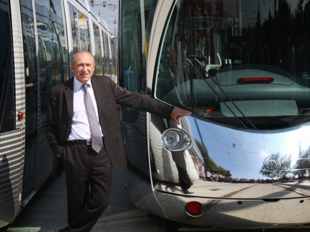 """Gérard Collomb : """"Rien ne justifie cette grève TCL"""""""