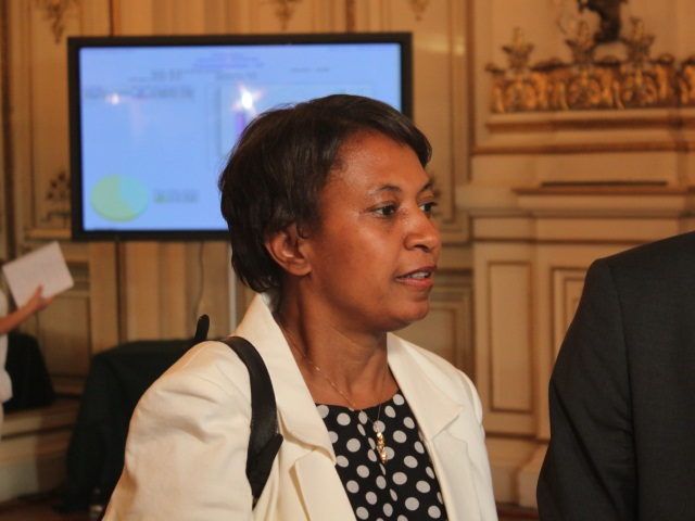 Entrée au gouvernement, Hélène Geoffroy quittera son poste de maire