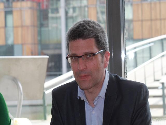 Christophe Geourjon, nouveau président de l'UDI de la Métropole de Lyon