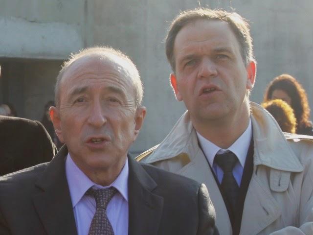 Alliance Collomb-LR en approche à Lyon et dans la Métropole : les deux camps atterrés