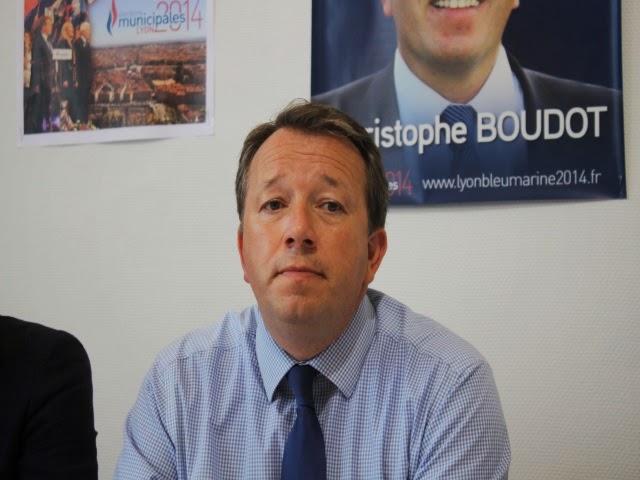 """Boudot """"consterné"""" par les annonces de Collomb sur le CDI"""