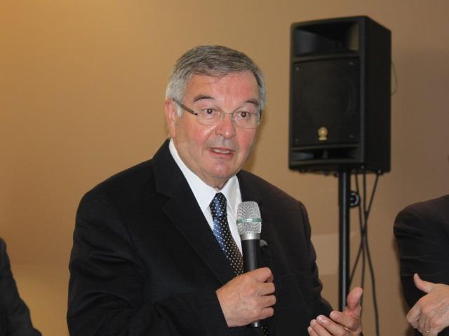 Michel Mercier et le conseil général du Rhône, c'est bientôt fini