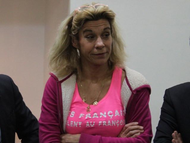 Frigide Barjot demande de l'aide pour son déménagement après son expulsion