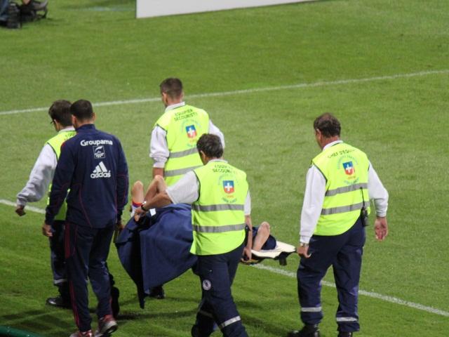 OL : hécatombe de blessés avant le début de la saison