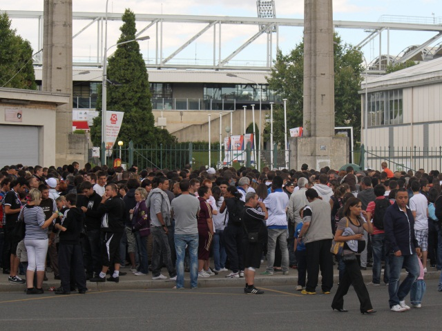 PSG-OL : les supporters lyonnais renoncent au déplacement